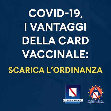 Covid-19 Campania, Ordinanza n.17 del 6 maggio 2021