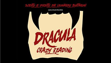 'Dracula Crazy Reading'
