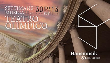 Festival Settimane Musicali al Teatro Olimpico 2021
