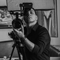 Il regista Marco Benincasa