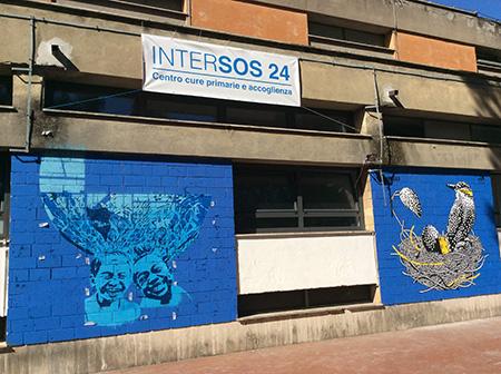 INTERSOS 24 centro Torre Spaccata