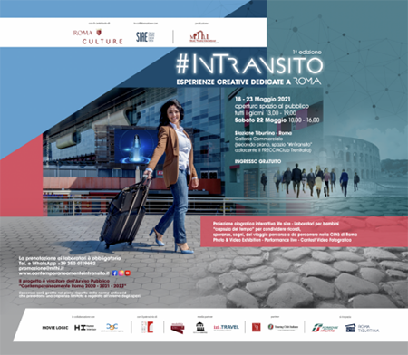 'InTransito - Esperienze creative dedicate a Roma'- I edizione