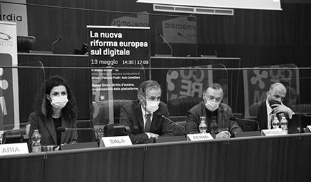 'La nuova riforma europea sul digitale'