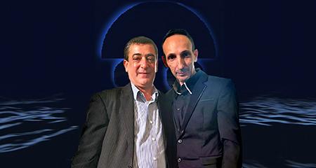 Maurizio Meli e Luca Maris