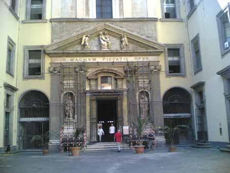 Monte di Pietà di Napoli