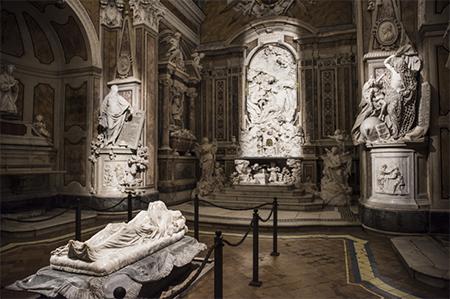 Museo Cappella Sansevero Napoli - Ph. Marco Ghidelli