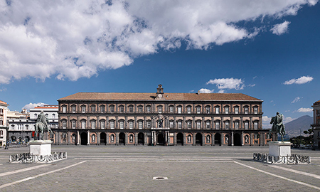 Palazzo Reale di Napoli - foto Pedicini