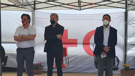 Paolo Monorchio, Don Mimmo Battaglia e Abdallah Massimo Cozzolino