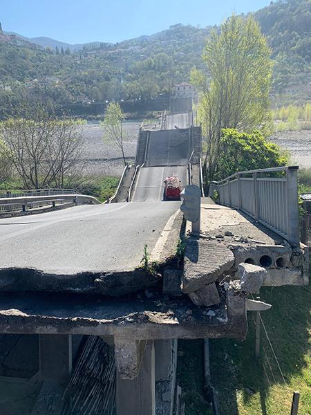 ponte di Albiano Magra (MS)