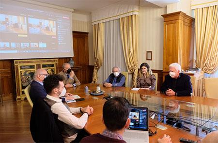 Presentazione edizione n.55 del Festival di Borgio Verezzi