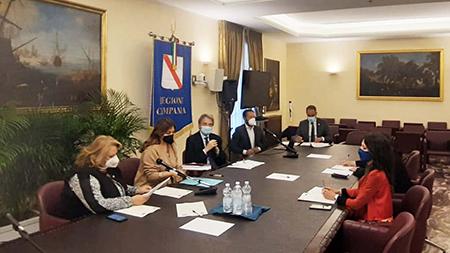Procida Capitale della Cultura 2022, accordo tra Regione e Comune