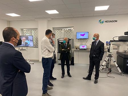 Smart Factory Valley nasce in Campania grazie ad un accordo DAC Hexagon