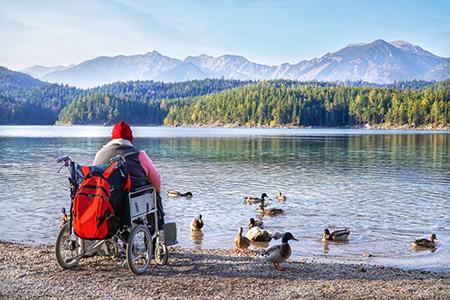 Turismo ecosostenibile senza barriere