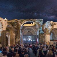 La Cattedrale scenario dell'Ischia Film Festival