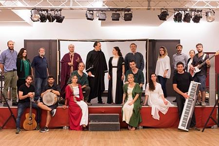 Compagnia Antigone - credito Stefania Casellato