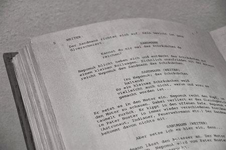 Concorso di sceneggiatura di DETECt