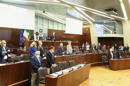 Consiglio regionale Lombardia commemora Giovanni Maria Bordoni