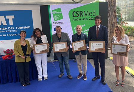 'CSRMed Ambassador 2021' - premiati