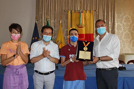Donatella Chiodo, Ciro Borriello, Vincenzo Boni e Luigi de Magistris