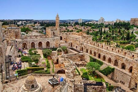 Gerusalemme. Crediti Israel Ministry of Tourism