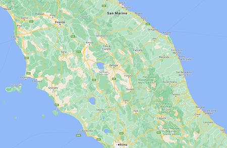 L'Italia dei Due Mari