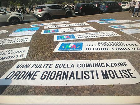Mani pulite sulla comunicazione Ordine dei Giornalisti del Molise