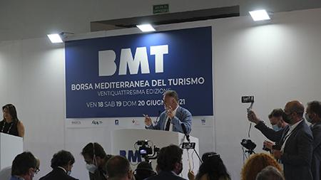 Massimo Garavaglia alla BMT