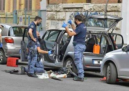 Ordigno esplosivo auto di Marco Doria