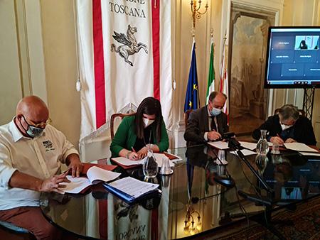 Protocollo sulla Cultura della sicurezza in Toscana