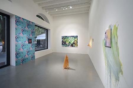 'Regarding Venice. A proposito di Venezia / Guardando a Venezia' Installation view at Galleria Poggiali Milano. Photo Michele Alberto Sereni. Courtesy Galleria Poggiali