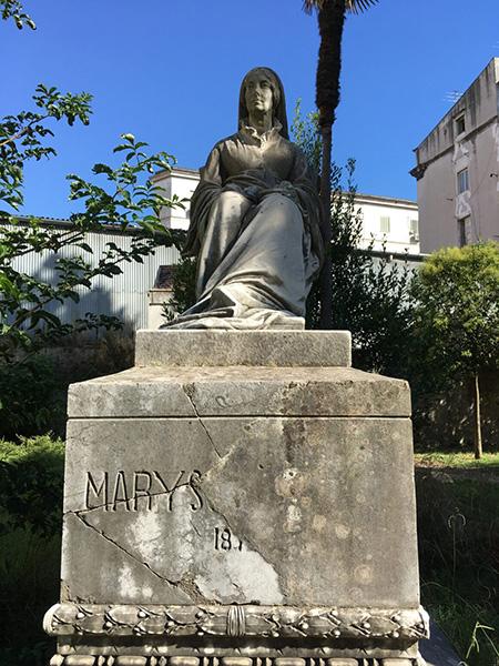 Sepolcro di Mary Somerville