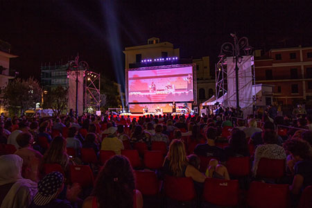 Social World Film Festival Arena