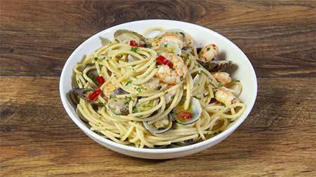 Spaghetti alla Capri