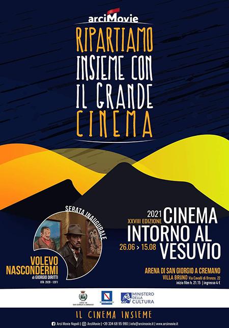 XXVIII edizione di 'Cinema intorno al Vesuvio'