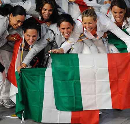 Atlete italiane alle Olimpiadi e Paralimpiadi di Tokyo
