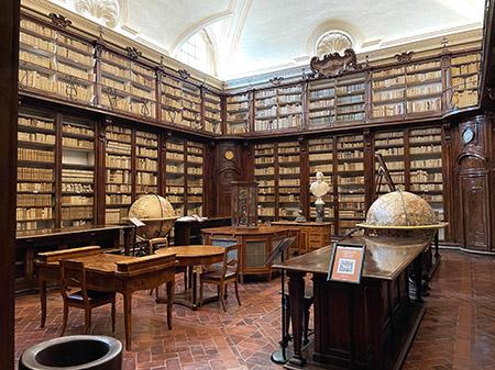 Biblioteca Lancisiana di Santo Spirito in Saxia a Roma