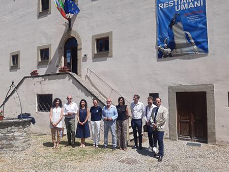 Borgo San Lorenzo (FI), sede di Progetto Accoglienza
