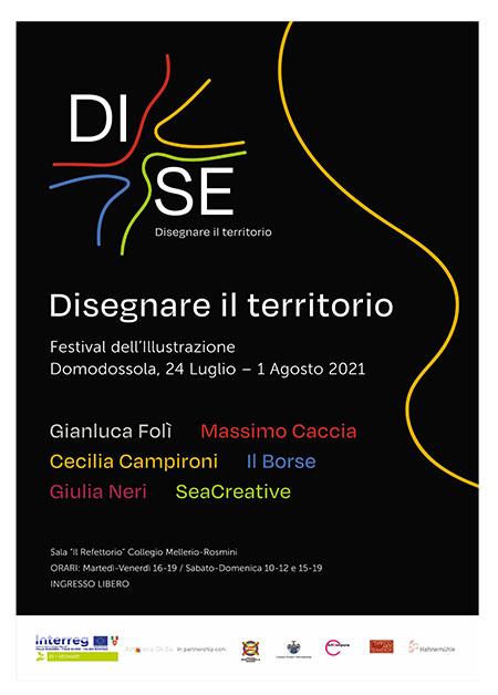 'Disegnare il territorio - Festival dell'illustrazione'