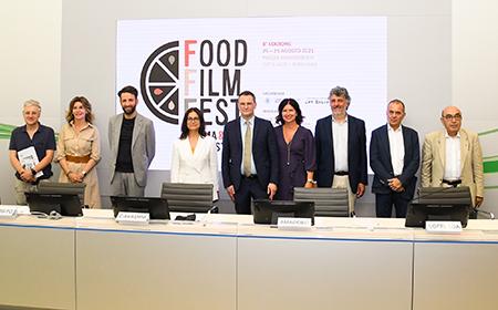 Presentazione 'Food Film Fest'