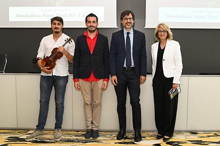 Presentazione 'Mondadizza Music Week'