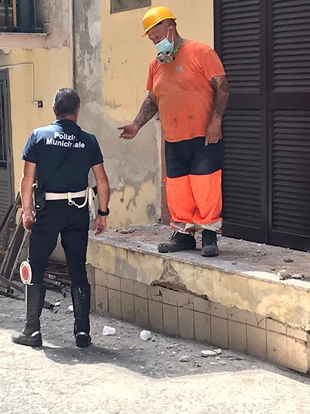 Riqualificazione via Foria a Napoli