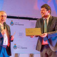 Silvio Orlando e Giuseppe Alessio Nuzzo foto del Social World Film Festival
