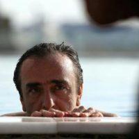 Silvio Orlando in una scena di 'Il caimano'