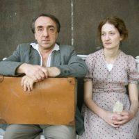 Silvio Orlando e Alba Rohrwacher in una scena di 'Il papà di Giovanna'