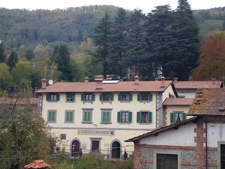 Villa Vittoria, a San Marcello Pistoiese (PT)