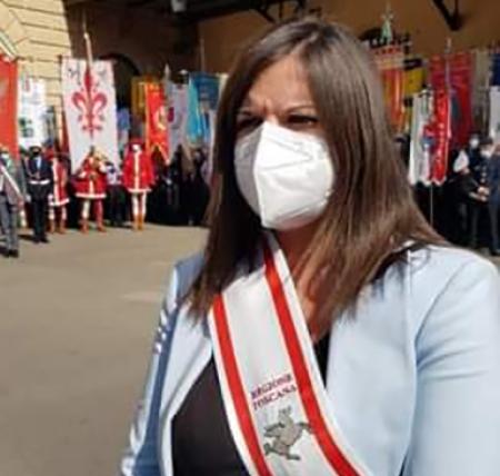 Alessandra Nardini a Bologna
