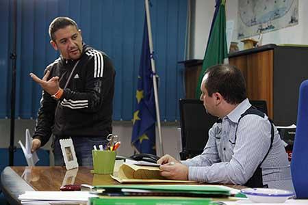 Alessandro Derviso e Arduino Speranza - 'Napulione'