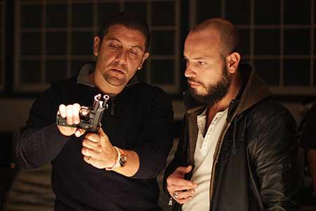 Alessandro Derviso e Danilo Rovani - 'Napulione'