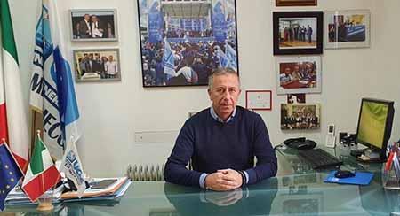 Antonio Spera Segretario Nazionale UGL Metalmeccanici