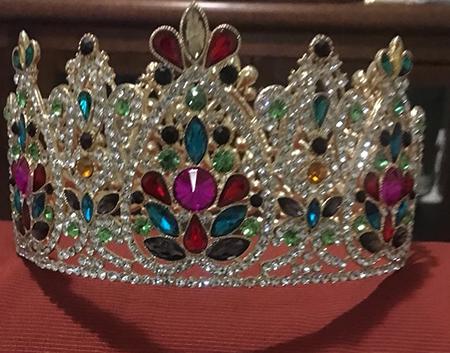 Corona di 'Fascino Mediterraneo'